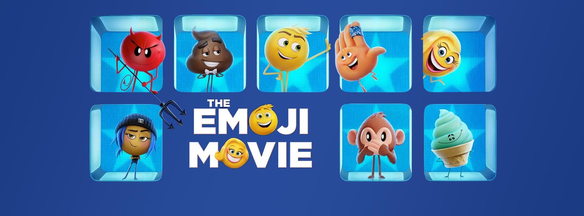 The Emoji Movie premieres Thursday, July 27!
