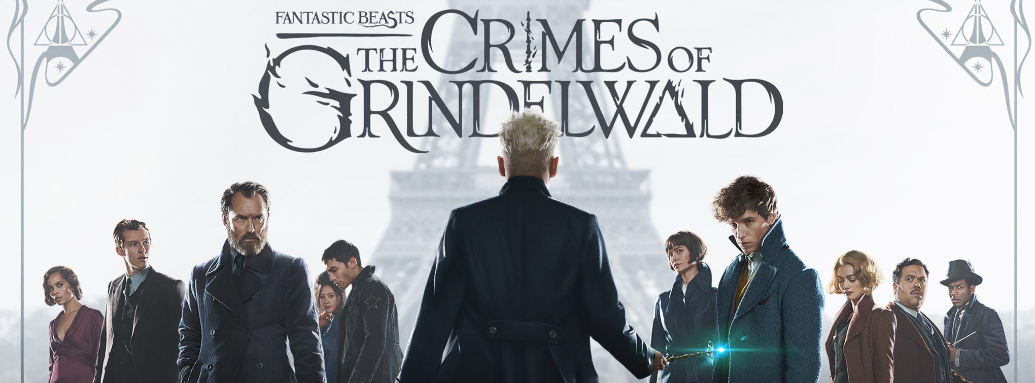 Slider image for Fantastic Beasts and the Crimes of Grindelwald