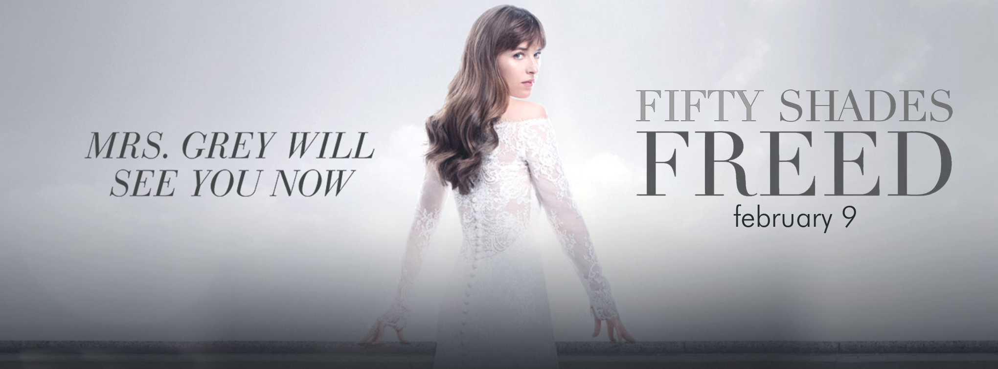 Slider image for Fifty Shades Freed