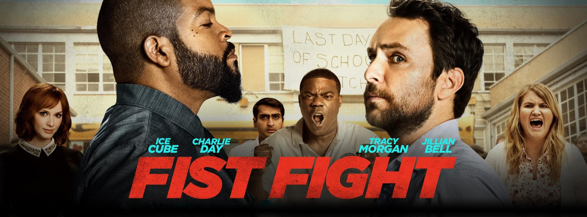 Fist Fight - premieres Thursday, February 16!