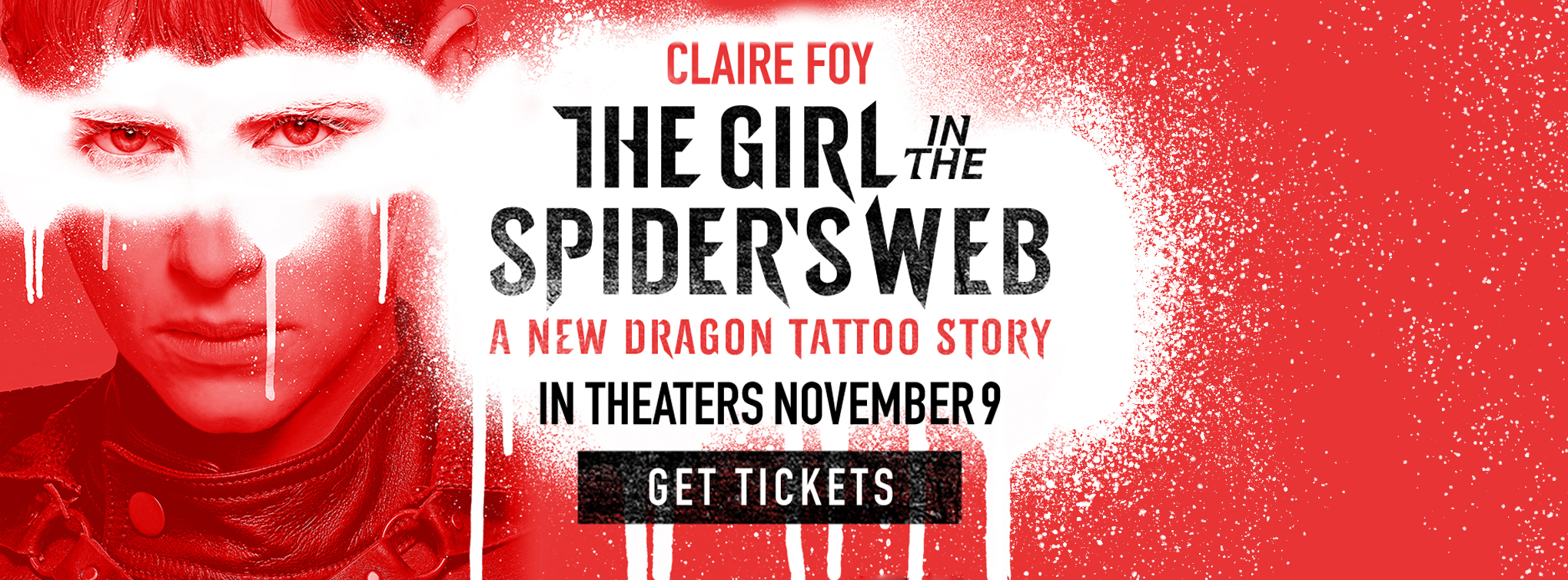 Slider image for the Girl in the Spider's Web