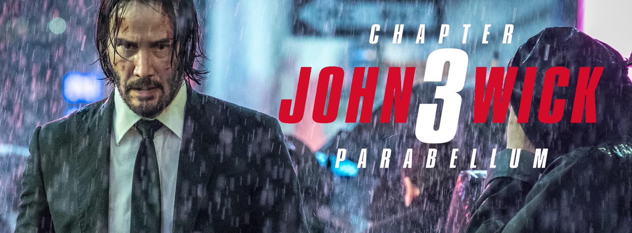 Slider image for John Wick: Chapter 3 - Parabellum