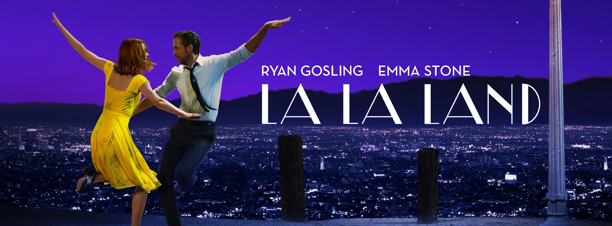 La La Land - now playing in select locations! More locations to open January 27!