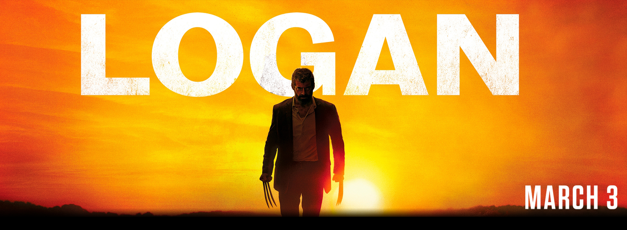 Logan premieres Thursday, March 2 - tickets on sale now!