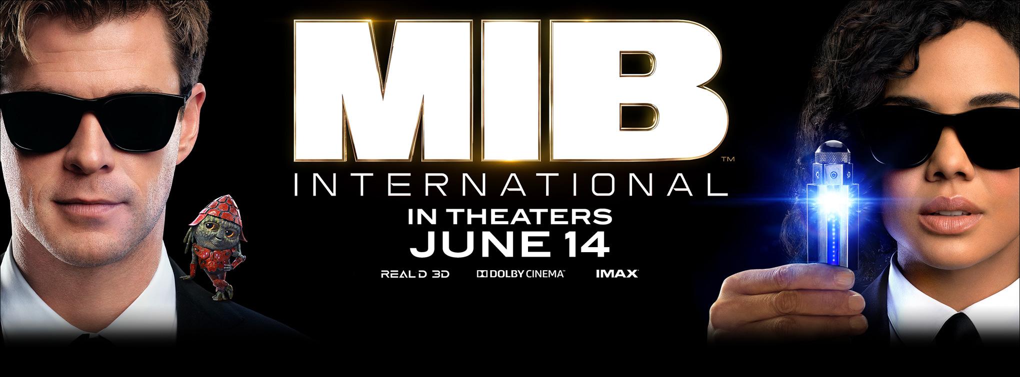Slider image for Men in Black: International