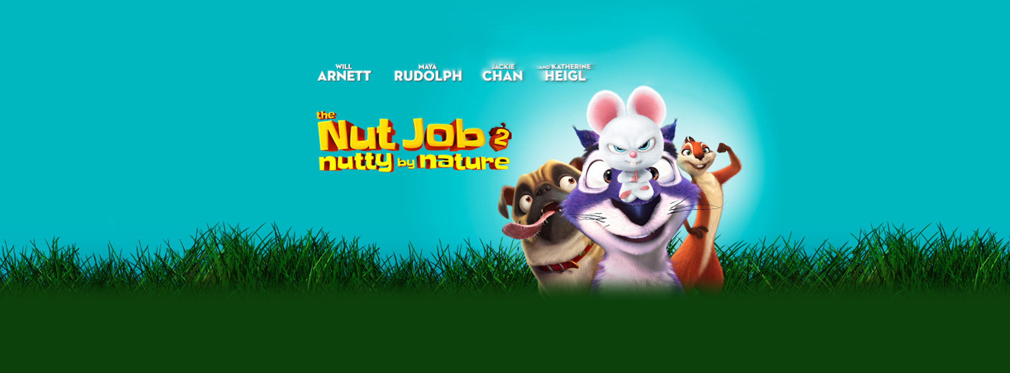 Slider image of The Nut Job 2: Nutty by Nature