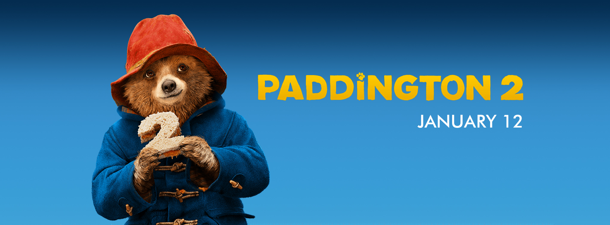 Slider image for Paddington 2