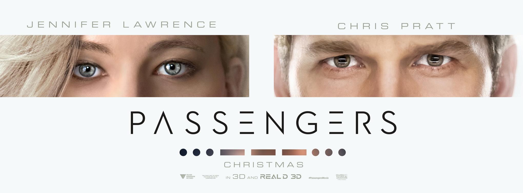 Passengers, coming December 22!