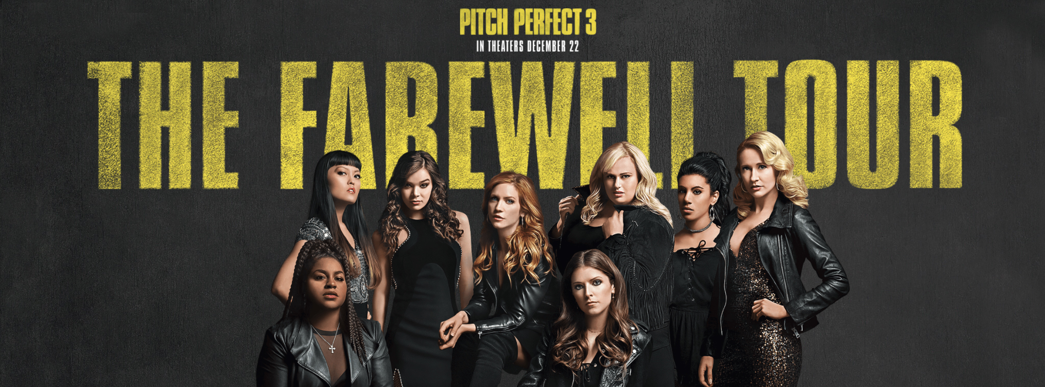 Slider image for Pitch Perfect 3