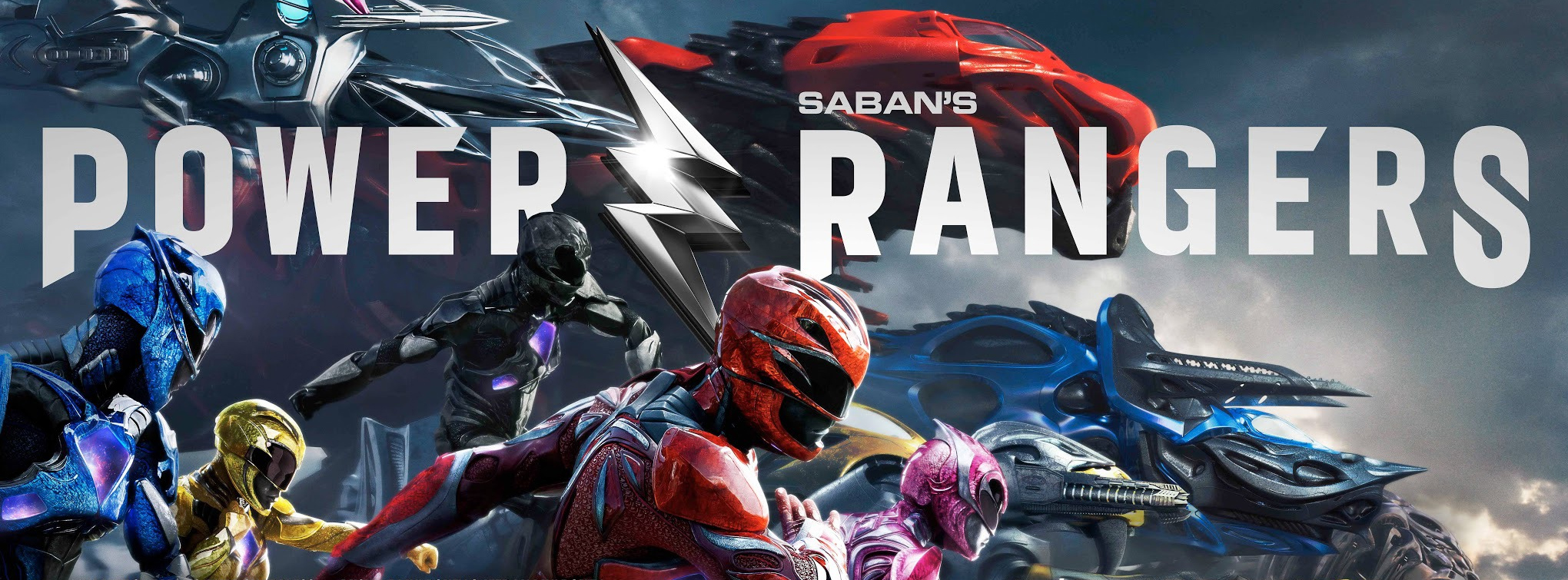 Power Rangers premieres Thursday, March 23 at select locations!