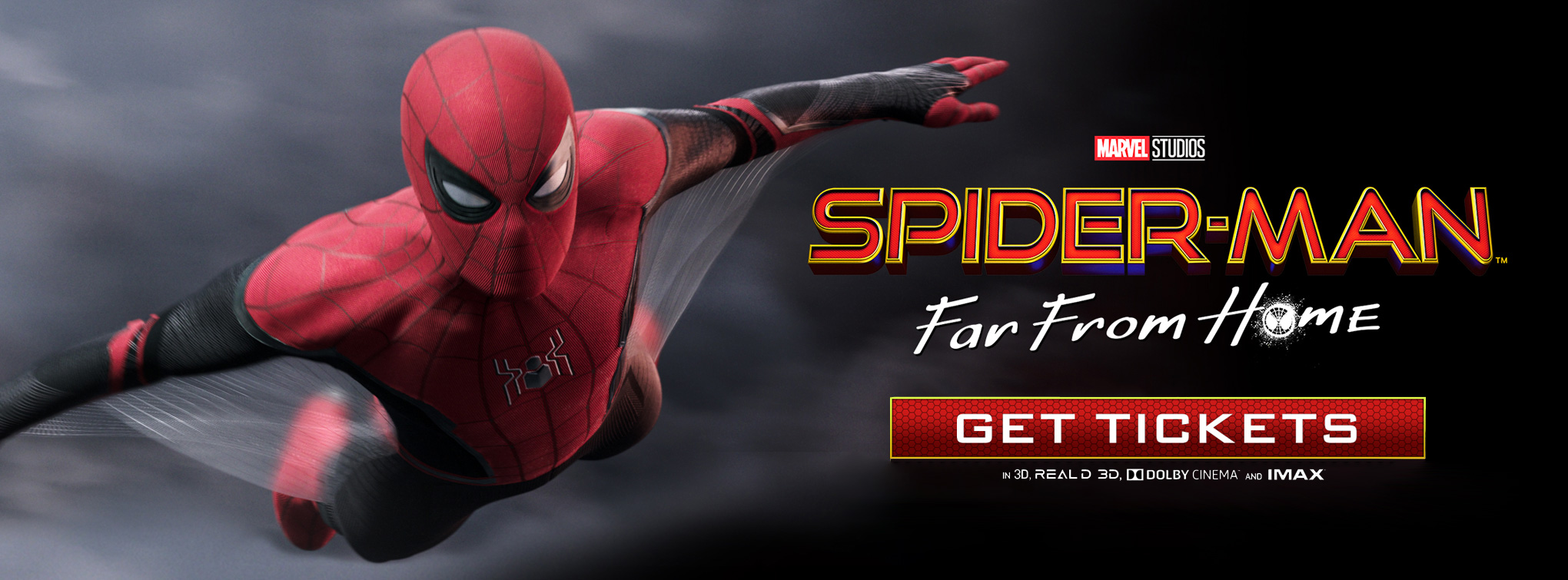 Slider image for Spider-Man: Far From Home