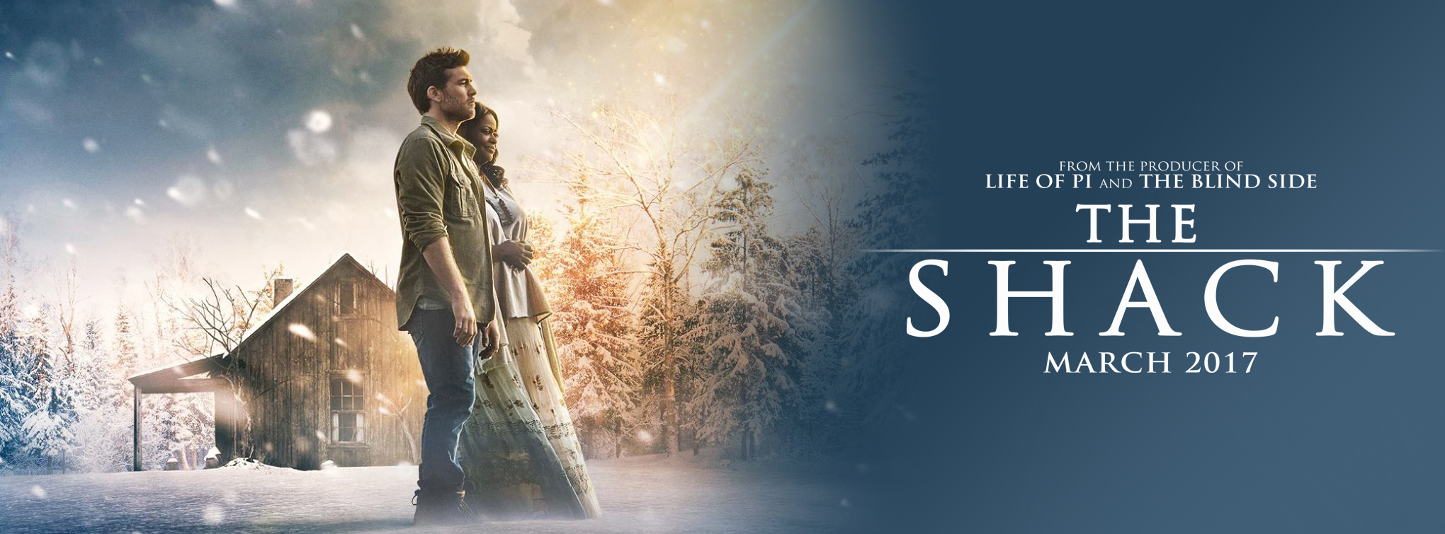 The Shack - premieres Thursday, March 2!