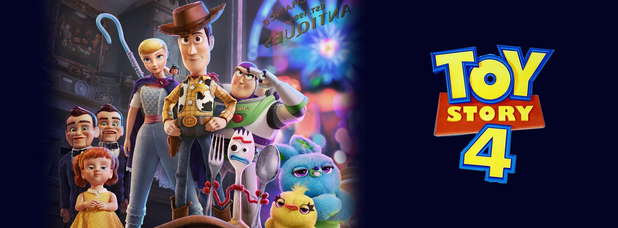 Slider image for Toy Story 4