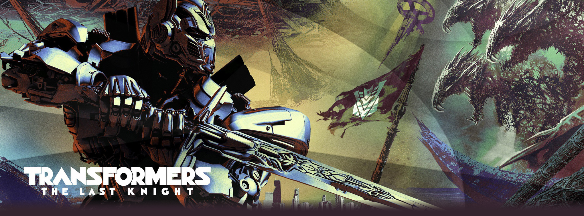 Transformers: The Last Knight - coming to select locations Wednesday, June 21 or Friday, June 23!