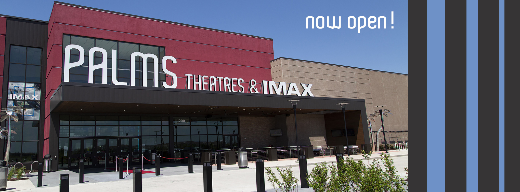 Slider image for the Palms Theatres & IMAX