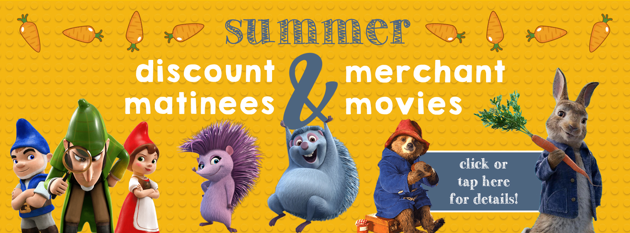 Slider image for Merchant Movies and Discount Matinees