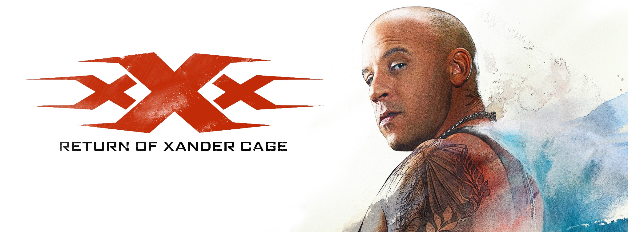 xXx: Return of Xander Cage - now playing!