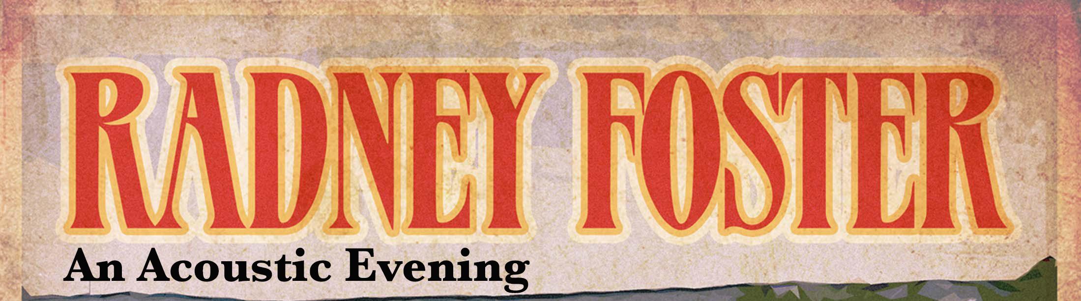 Radney Foster