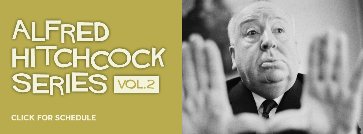 ALFRED HITCHCOCK SERIES Vol. 2