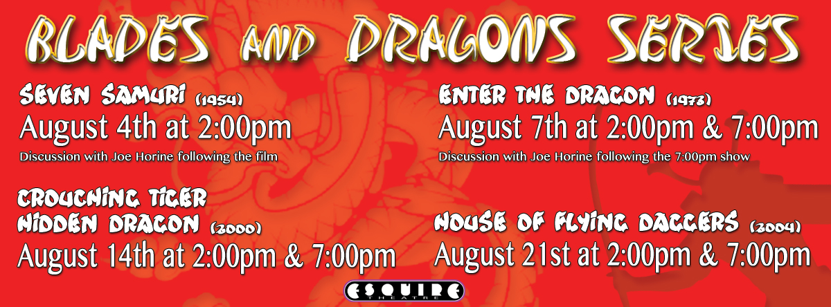 BLADES AND DRAGONS SERIES