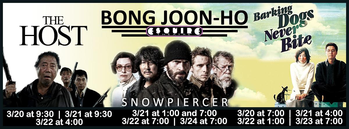 BONG JOON_HO SERIES