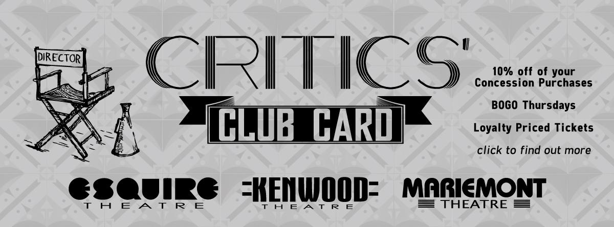 Critics Club