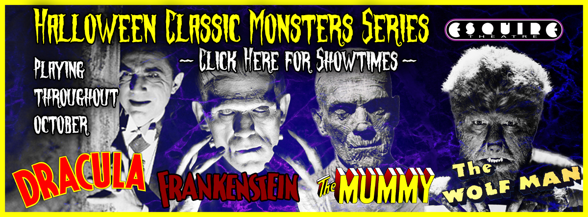 CLASSIC MONSTER SERIES