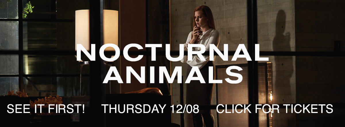 Thursday Screenings#NOCTURNAL
