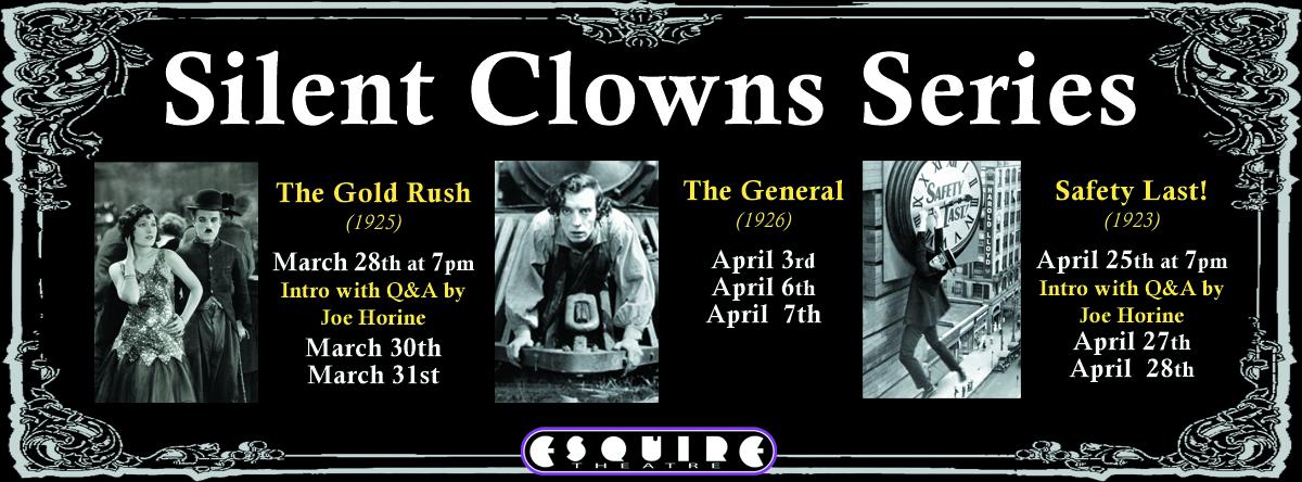 Silent Clowns Series