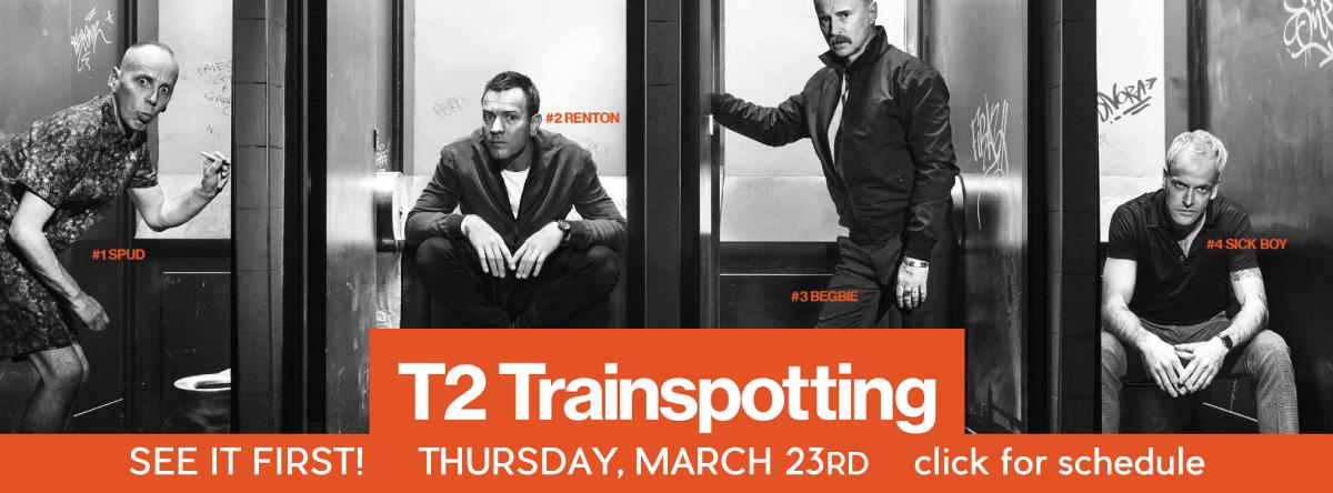Thursday Screenings#T2