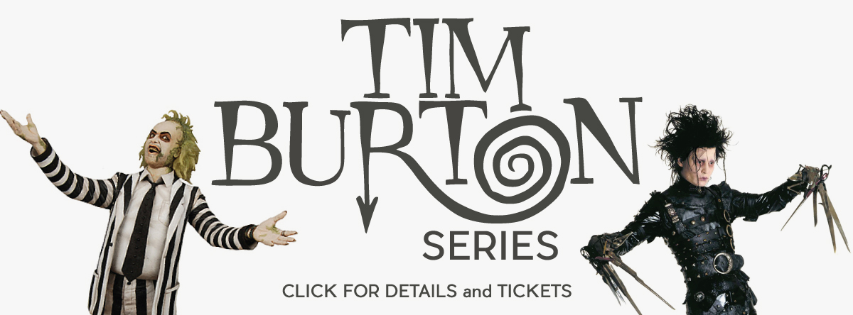 Tim Burton Series