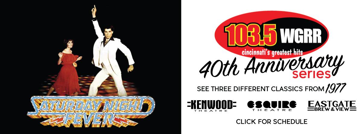 WGRR 40th Anniversary Series