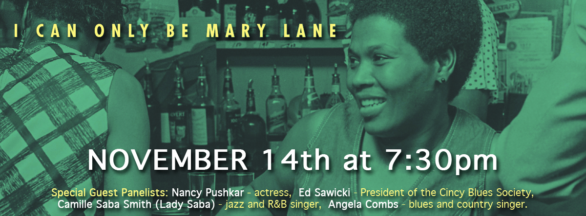 I Can Only Be Mary Lane