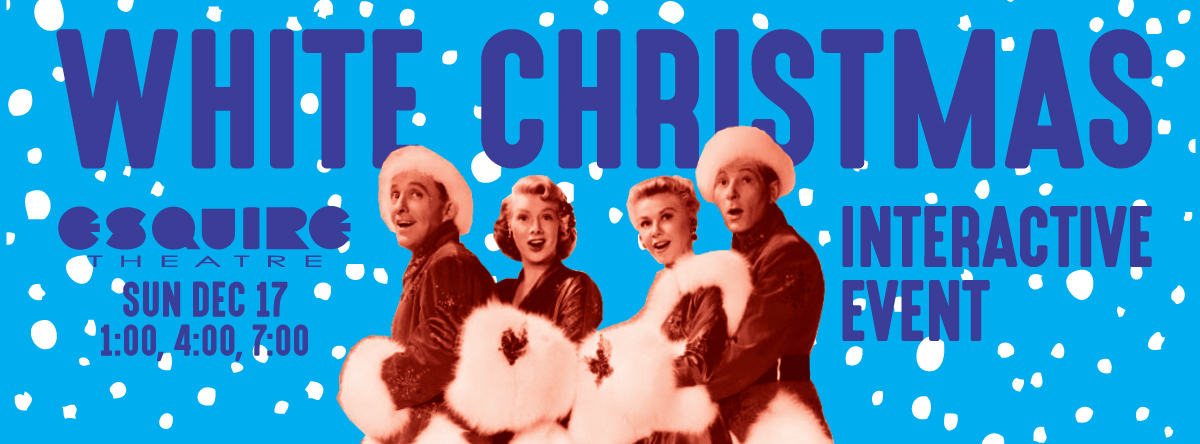 WHITE CHRISTMAS Interactive Event