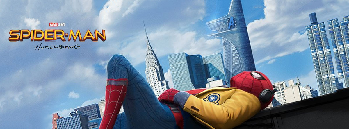 Slider Image for Spider-Man:Homecoming