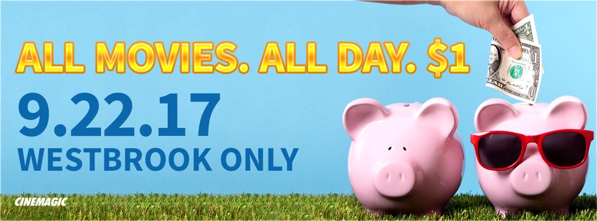 Dollar-Day-at-Westbrook!