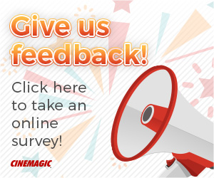 Cinemagic-Questionnaire