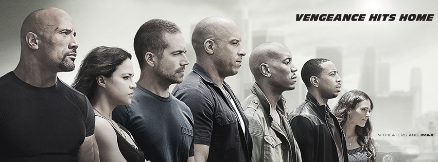 Furious 7   Advance Tickets Now on Sale!  Opens April 3rd