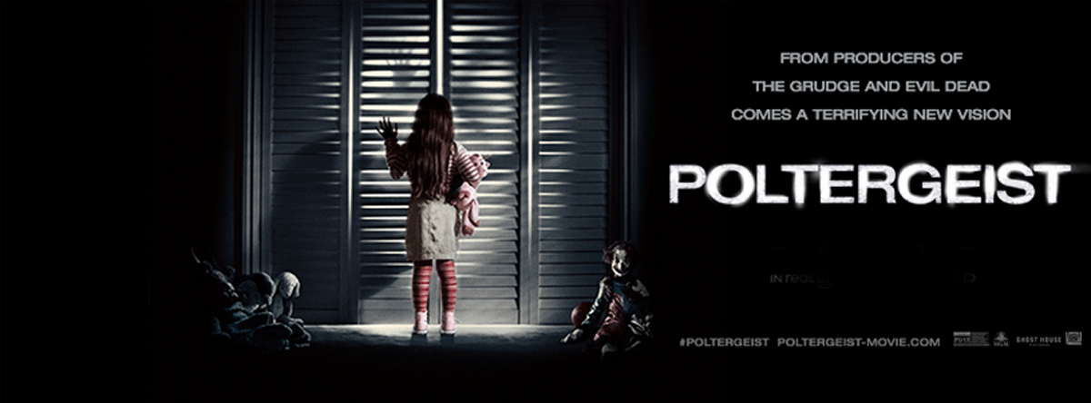 Don't Face the Poltergeist Alone!