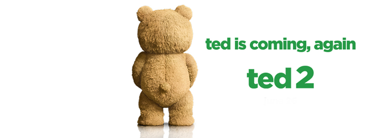 Ted is on the Loose again...and this time he wants to be a Father
