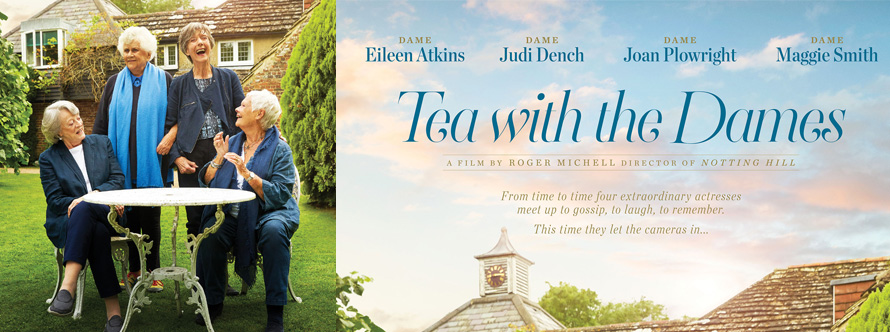 Tea-With-The-Dames-Trailer-and-Info