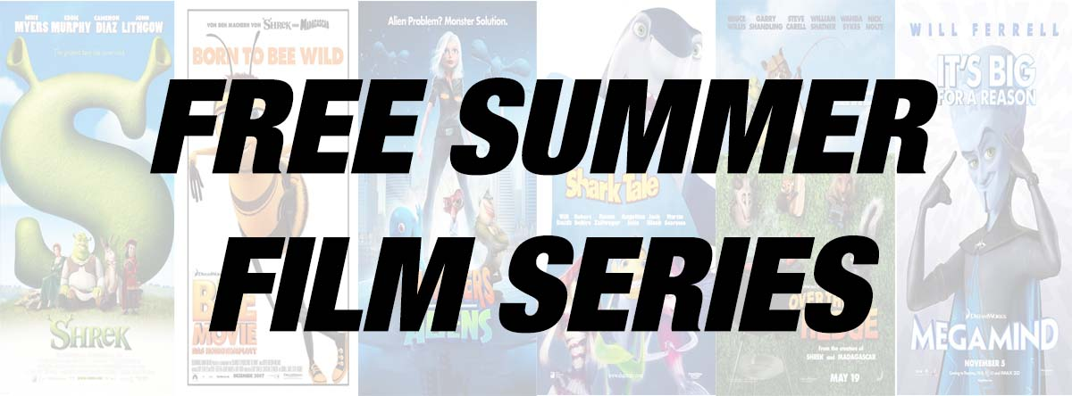 Free-Summer-Film-Series
