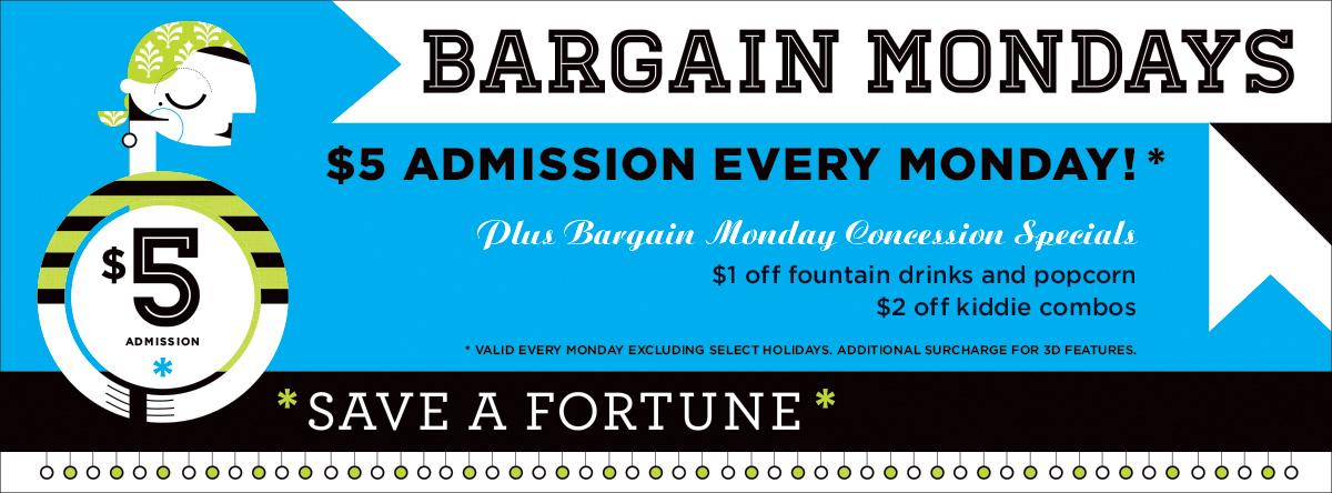 Bargain Monday