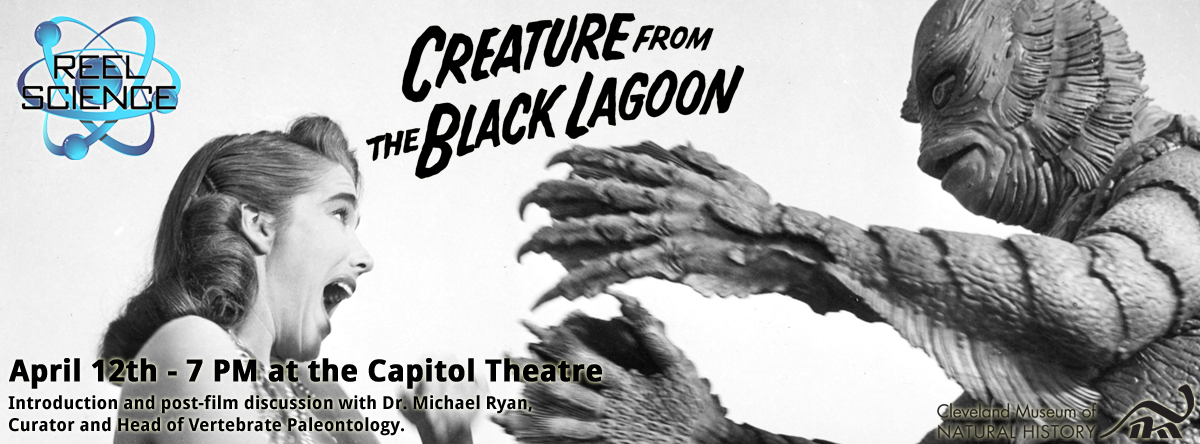 Creature from the Black Lagoon - Reel Science