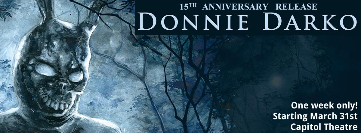 Donnie Darko 15th Anniversary