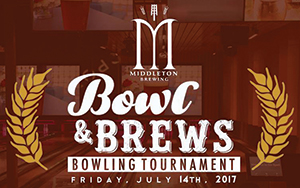 Bowl & Brews Tournament at The Spot