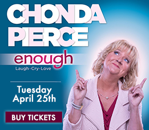 Chonda Pierce Enough
