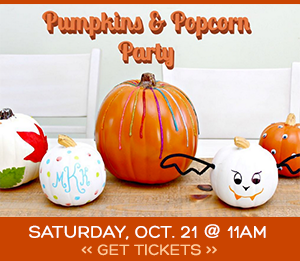 Pumpkins & Popcorn Event