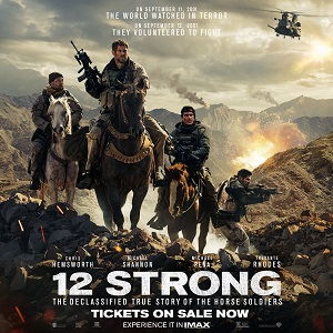 12 Strong now on sale