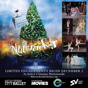 Nutcracker in theaters